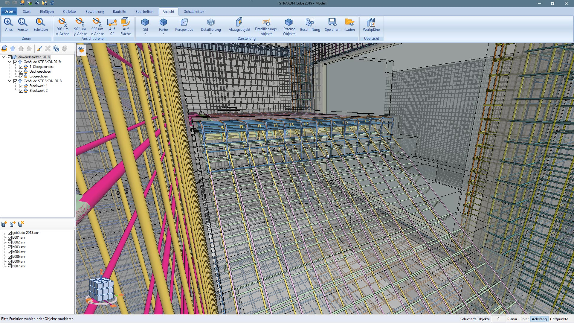 DICAD | 3D-CAD Reinforcement, Formwork and Construction